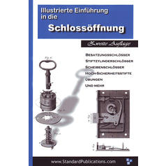 Introduction to lock picking (German)