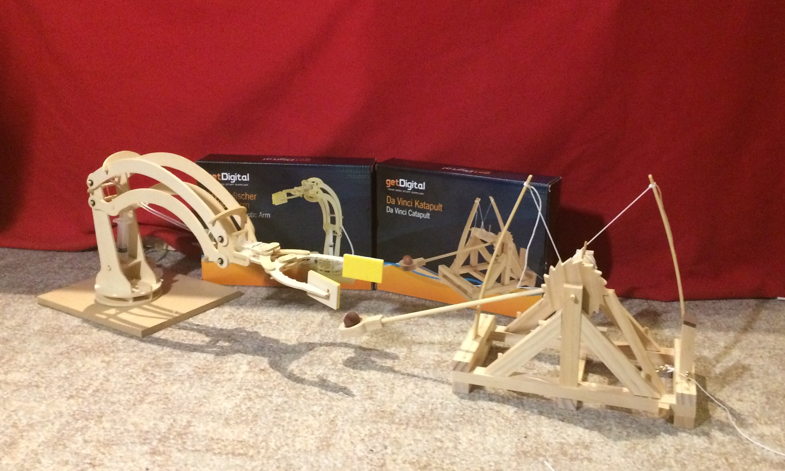 how to build a catapult instructions